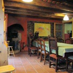 Отель Mas Can Puig de Fuirosos Сан-Селони питание