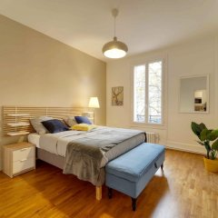 Апартаменты Apartment With 2 Bedrooms in Boulogne-billancourt, With Furnished Terrace and Wifi Булонь-Бийанкур фото 7