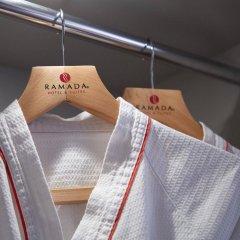 Отель Ramada Hotel and Suites Seoul Namdaemun Южная Корея, Сеул - 1 отзыв об отеле, цены и фото номеров - забронировать отель Ramada Hotel and Suites Seoul Namdaemun онлайн ванная