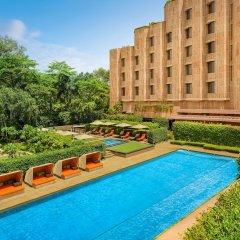 Отель ITC Maurya, a Luxury Collection Hotel, New Delhi Индия, Нью-Дели - отзывы, цены и фото номеров - забронировать отель ITC Maurya, a Luxury Collection Hotel, New Delhi онлайн бассейн фото 2