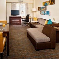 Отель Residence Inn Washington, DC / Dupont Circle комната для гостей фото 2