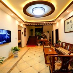 Отель Zhouzhuang Chen jia compound boutique inn интерьер отеля