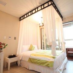 Coop City Hotel Oryu Station комната для гостей