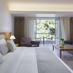 Отель Rhodes Bay Hotel & Spa Греция, Родос - отзывы, цены и фото номеров - забронировать отель Rhodes Bay Hotel & Spa онлайн комната для гостей фото 5