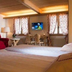 Отель Kernen Швейцария, Шёнрид - отзывы, цены и фото номеров - забронировать отель Kernen онлайн комната для гостей фото 4