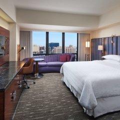 Отель Sheraton Grand Los Angeles удобства в номере фото 2