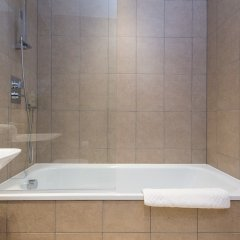 Отель 2 Bedroom Flat With Free Wifi спа