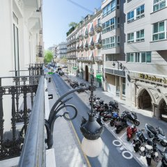 Отель Apartamentos Centrum Luxe by Alterhotels фитнесс-зал