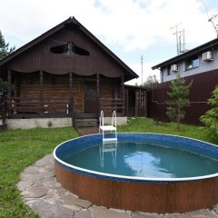 Гостиница Куршале бассейн