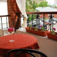 Гостиница ТрансОтель балкон