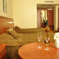 Отель Легенды София комната для гостей фото 3