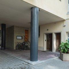 Апартаменты P&O Apartments Tamka 3 Варшава парковка