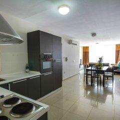 Blubay Apartments by ST Hotel Гзира в номере