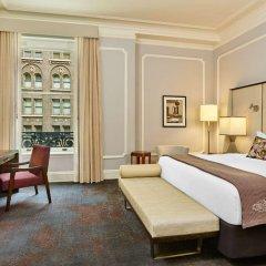Palace Hotel, a Luxury Collection Hotel, San Francisco комната для гостей фото 5