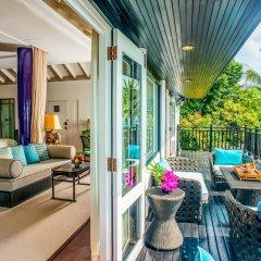 Отель InterContinental Samui Baan Taling Ngam Resort балкон фото 2