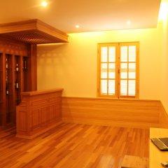 Отель Khong Ten Далат интерьер отеля фото 3