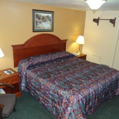 Отель Budget Inn Columbus комната для гостей фото 4