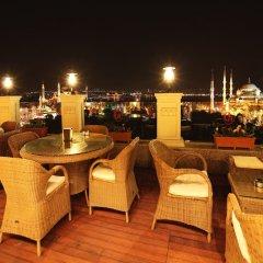 DeLuxe Golden Horn Sultanahmet Hotel бассейн фото 2