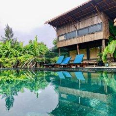 Отель Home Farm Villa Hoi An бассейн фото 3