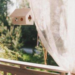 Гостиница Wood House в Звенигороде отзывы, цены и фото номеров - забронировать гостиницу Wood House онлайн Звенигород балкон