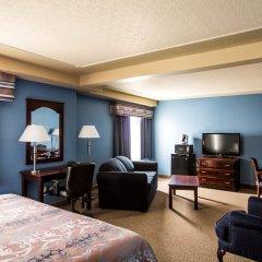 Отель Chateau Repotel Henri IV Канада, Квебек - отзывы, цены и фото номеров - забронировать отель Chateau Repotel Henri IV онлайн комната для гостей фото 3