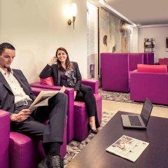 Отель Mercure Westbahnhof Вена гостиничный бар