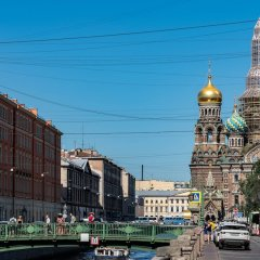 Апартаменты Home4day Apartment on Griboyedov Canal фото 18