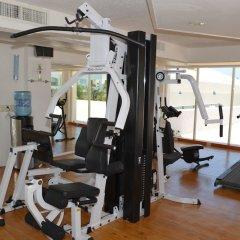Отель Beachscape Kin Ha Villas & Suites Мексика, Канкун - 2 отзыва об отеле, цены и фото номеров - забронировать отель Beachscape Kin Ha Villas & Suites онлайн фитнесс-зал