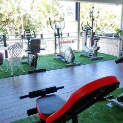 Отель The Beach Front Resort Pattaya фитнесс-зал фото 3