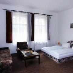 Отель Penzion Natalie Чехия, Франтишкови-Лазне - отзывы, цены и фото номеров - забронировать отель Penzion Natalie онлайн комната для гостей