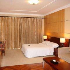Отель The Star River Apartment Китай, Гуанчжоу - отзывы, цены и фото номеров - забронировать отель The Star River Apartment онлайн комната для гостей фото 2