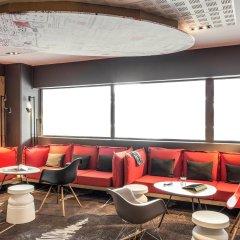 Отель ibis Paris Porte de Bagnolet интерьер отеля фото 2