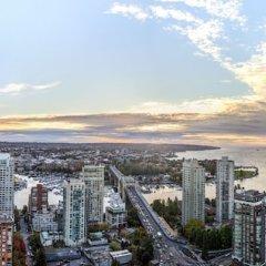 Отель The Residence Club Vancouver Канада, Ванкувер - отзывы, цены и фото номеров - забронировать отель The Residence Club Vancouver онлайн приотельная территория