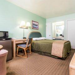Отель Travelodge by Wyndham Berkeley США, Беркли - отзывы, цены и фото номеров - забронировать отель Travelodge by Wyndham Berkeley онлайн комната для гостей