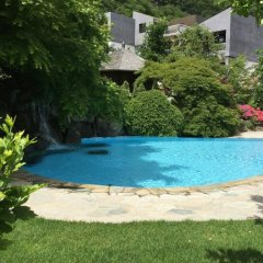 Отель Ballguthof Лана бассейн