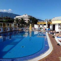 Hotel Casa del Sol Пуэрто-де-ла-Круc бассейн