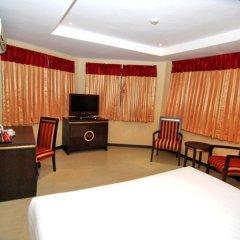 Отель Lucky Palace Бангкок комната для гостей фото 4