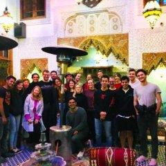 Отель Riad Verus Марокко, Фес - отзывы, цены и фото номеров - забронировать отель Riad Verus онлайн помещение для мероприятий фото 2