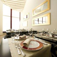 Grand Hotel Barone Di Sassj питание