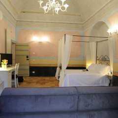 Отель La Dimora degli Svevi Альтамура комната для гостей фото 5