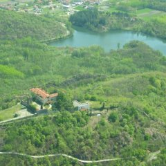 Отель Relais Castello San Giuseppe Кьяверано приотельная территория фото 2