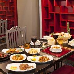 Paloma Oceana Resort Турция, Сиде - 1 отзыв об отеле, цены и фото номеров - забронировать отель Paloma Oceana Resort онлайн питание фото 2