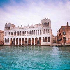 Bellini Hotel Венеция пляж