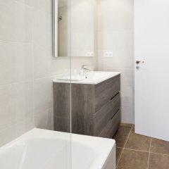 Апартаменты Pacific La Zurriola Iberorent Apartments ванная