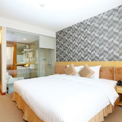 La Casa Hanoi Hotel комната для гостей