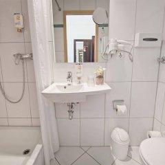 Novum Hotel Graf Moltke Hamburg ванная