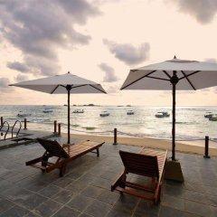 Отель Coral Rock By Amaya Хиккадува пляж фото 2