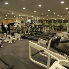 Hotel Nikko Fukuoka Хаката фитнесс-зал