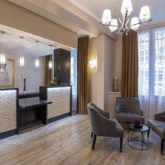 Hotel Paganini интерьер отеля