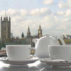 Отель Park Plaza Riverbank London Великобритания, Лондон - 4 отзыва об отеле, цены и фото номеров - забронировать отель Park Plaza Riverbank London онлайн приотельная территория фото 2